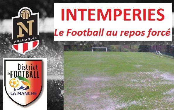Le football au repos forcé