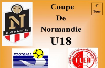 U18-4e tour de Coupe de Normandie