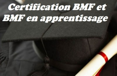 Certification BMF